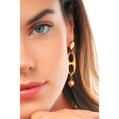 THETA PEARLS EARRINGS